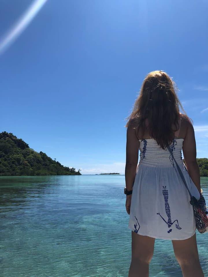 Tun Sakaran marine park semporna