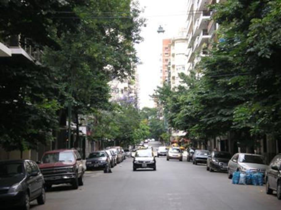 Amplias calles