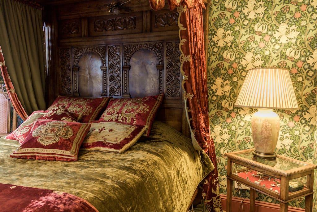 двухместный номер люкс Сьют с кроватью Наполеона