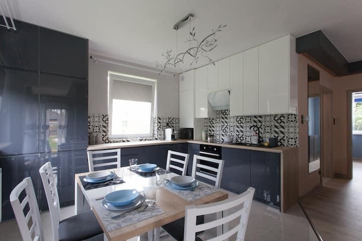 Apartamenty Sady Nałęczowskie