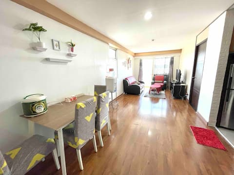 3 bedrooms with best view of Makassar City