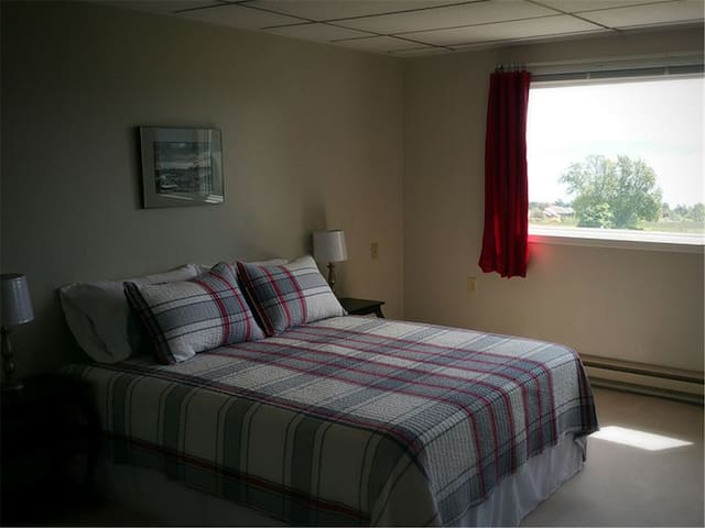 Fully equipped rooms