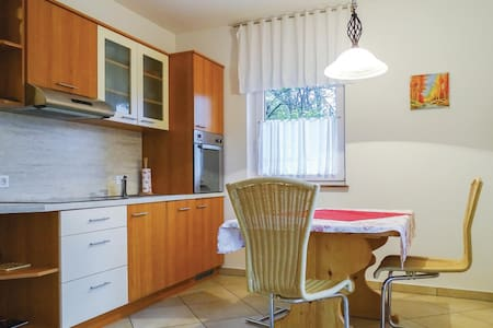 Holiday apartment with 1 bedroom on 37m² in Stari Trg ob Kolpi