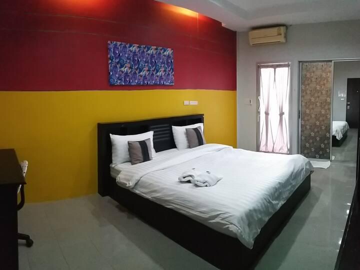 Nateesin Apartment - Standard Room