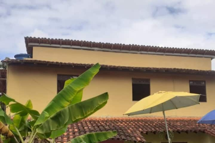Casa para 10 pessoas em Itacare