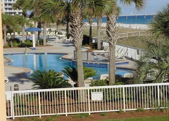 Azure (PHONE NUMBER HIDDEN) - Fort Walton Beach - Kondominium