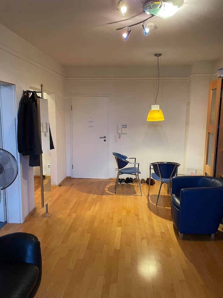 Cosy Apartment at Bockenheimer Warte