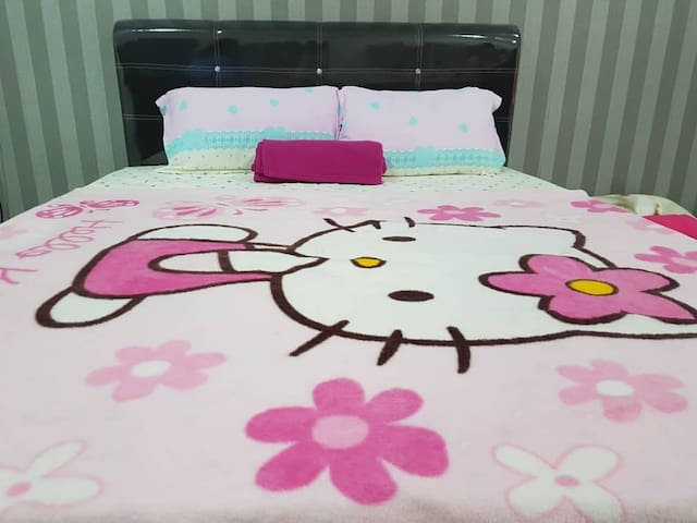 (4 pax) Sunshine Homestay @ Kampar West City