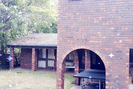 Handy and cosy 1 bedroom in a 5 bedroom house. - Wahroonga - 獨棟
