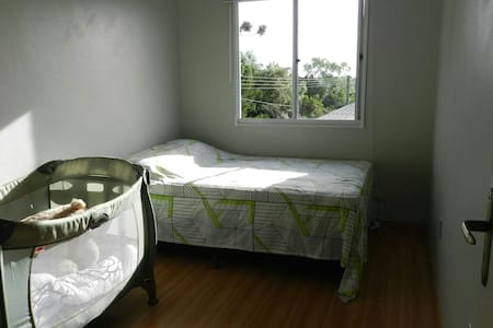 Caxias do Sul - Private room-double bed and cot! - Caxias do Sul