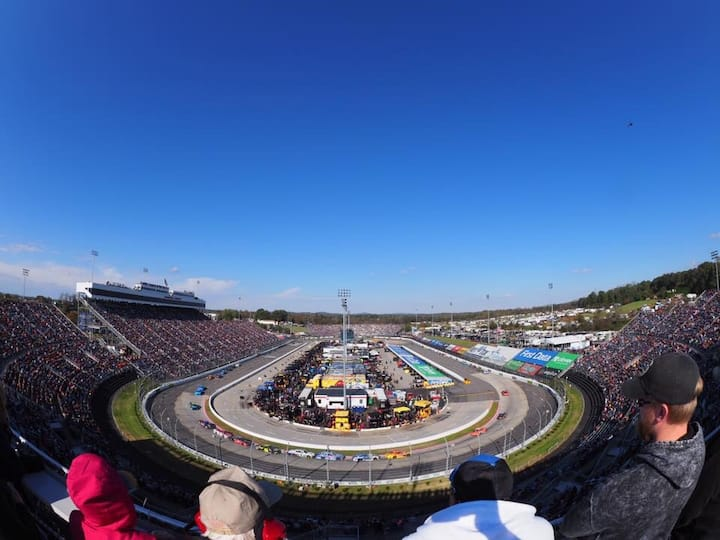 Mountain and Martinsville Speedway Getaway