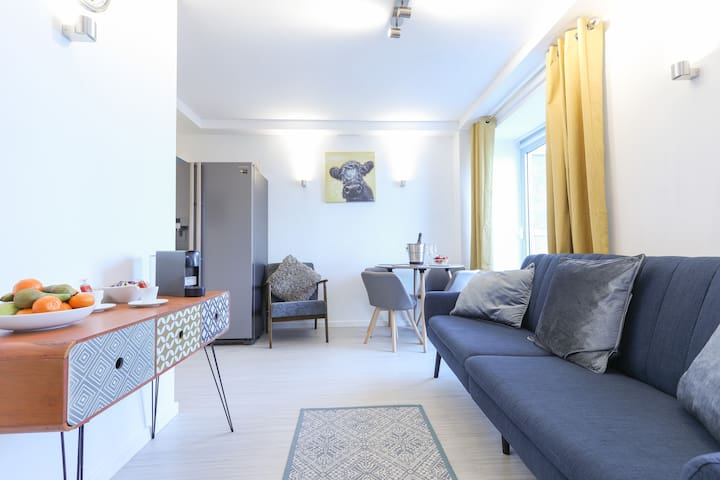 Luxury Apartment in Leeds Central District