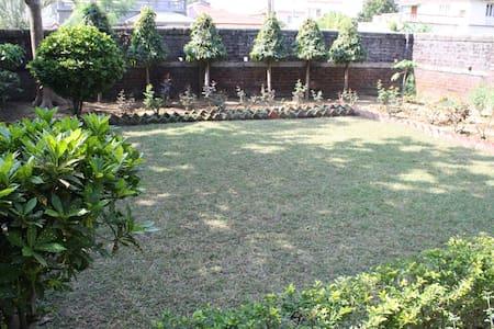Sholar Bari - Bolpur - Bungalow