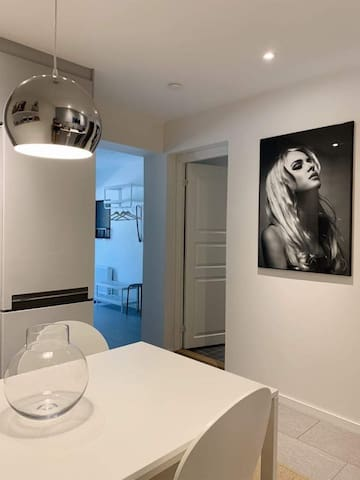 Rooms in Nice Apartment in Jönköping