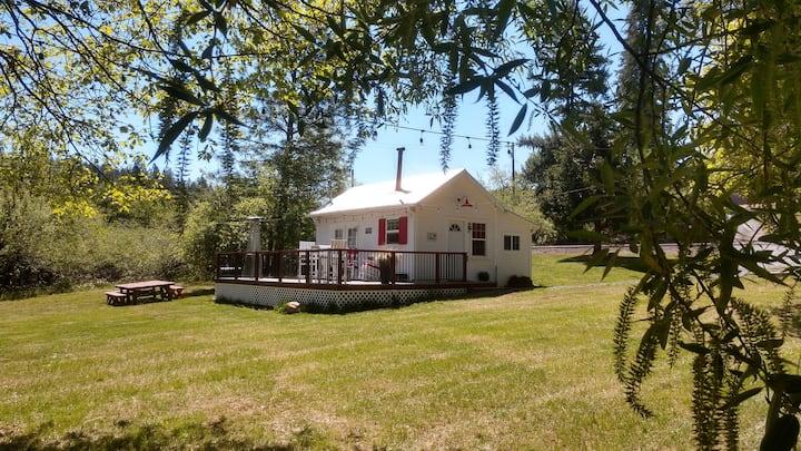 Apple Hill White House - Miner's Cabin