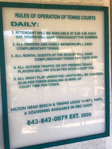 Ocean View Hilton Head Beach & Tennis Resort Villa - Hilton Head Island - Villa