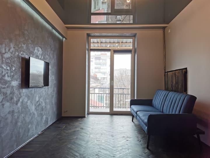 Loft style apartments