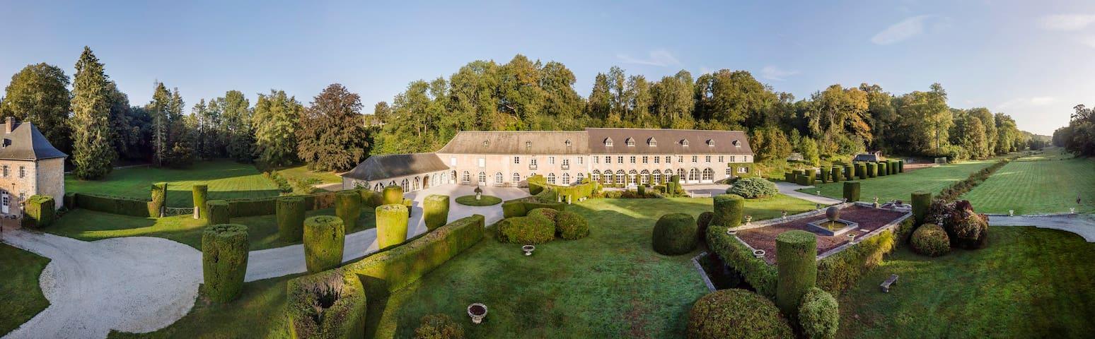 Suite familiale au Château de Pailhe