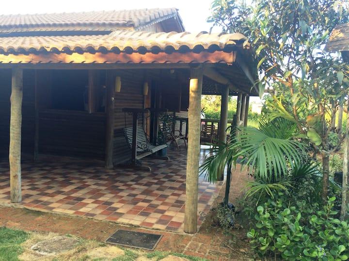 Casa na Serra da Canastra. Aconchego e Comodidade.