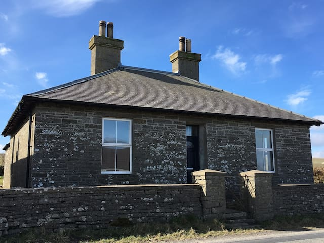 Drill Hall Cottage, Orkney - Evie - Casa
