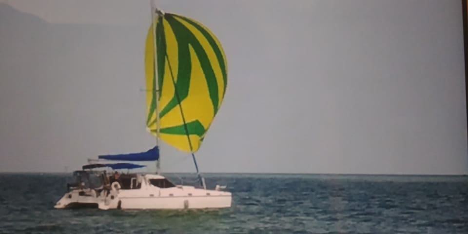 Caribbean Soul Sailing Catamaran