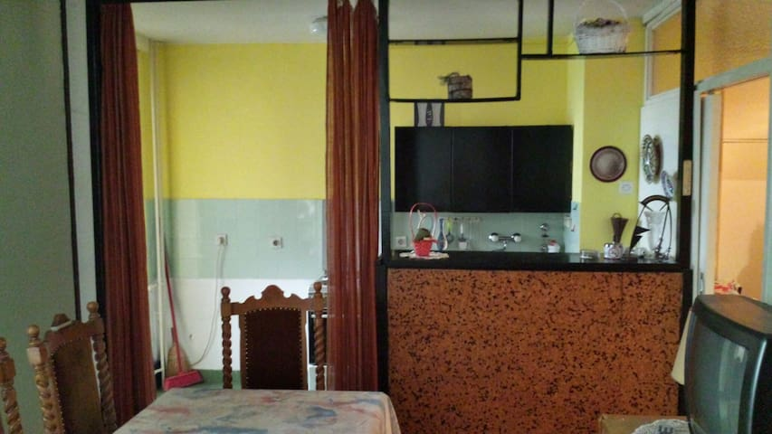 3 person - EXIT /apartment\ - Novi Sad - Wohnung