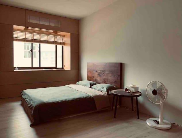 南萬華Local house 彩虹友善公寓🌈,近南機場夜市、青年公園