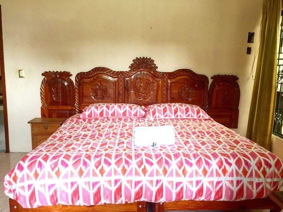 Cómoda y espaciosa cama King Size