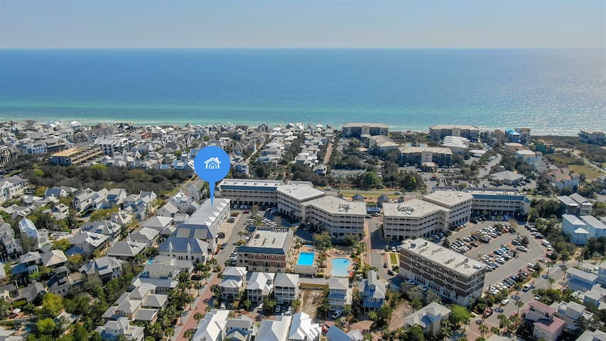 275 Lifeguard Loop is a Luxury Seacrest Beach Home with 5 Free Bikes + Elevator