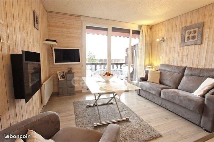 Appartement équipé 6 couchages PRALOUP 1600
