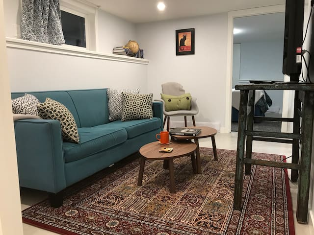 1br Suite in Character Home - Commercial Drive