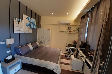 W淡水密境A1    全新超棒時尚藝術風格獨立衛浴套房