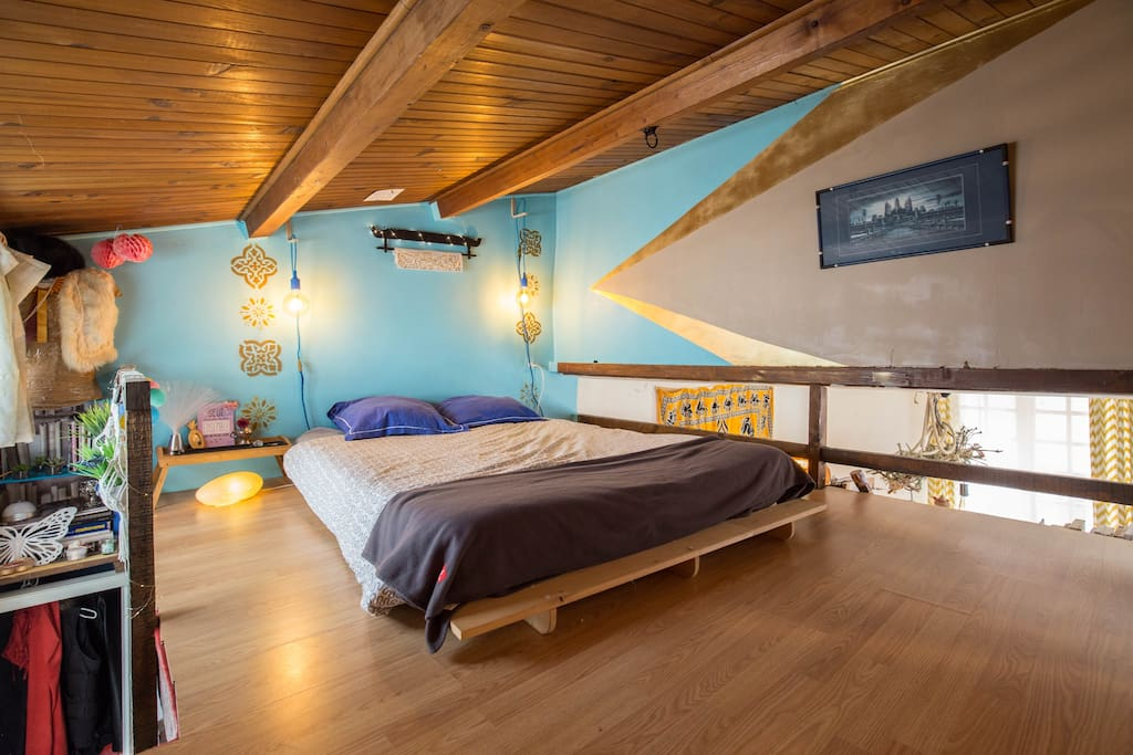 Chambre / Bed room