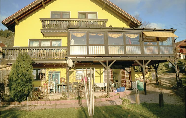 Holiday apartment with 2 bedrooms on 110m² in Wasungen