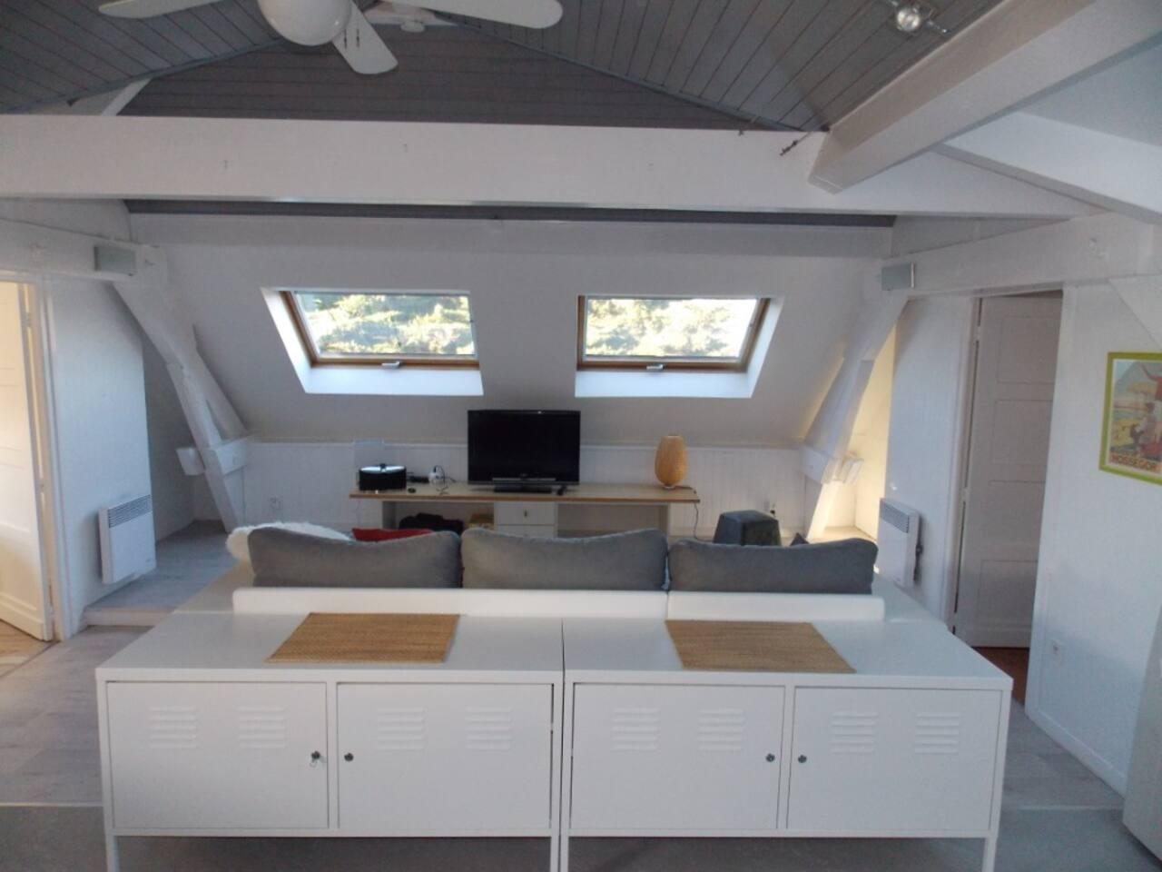 Plénitude et confort sous les toits