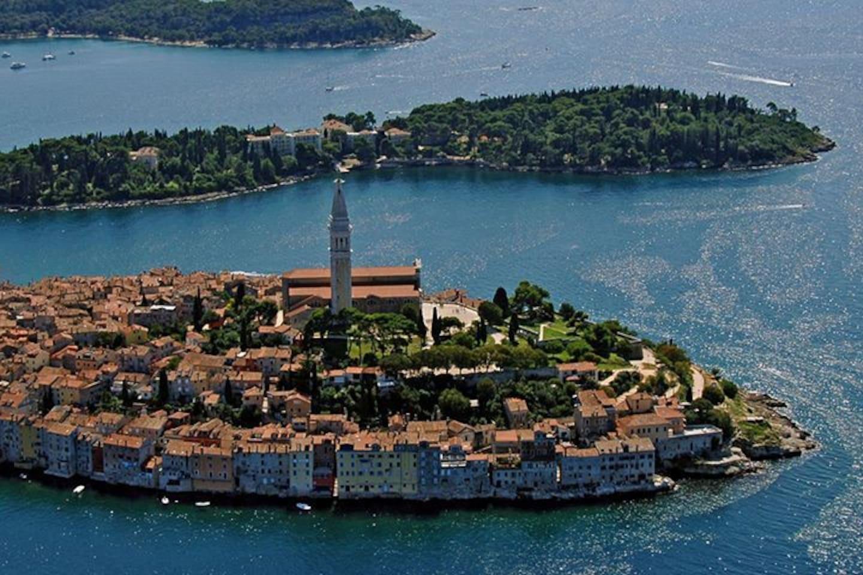Rovinj - the most romantic town on Mediterranean