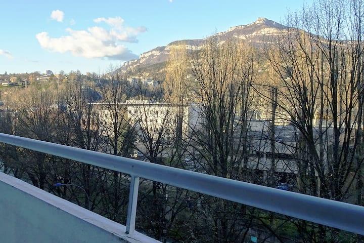 Escapade à Chambéry - proche gare et centre ville