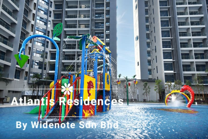 Atlantis Residence Malacca with Concierge Services