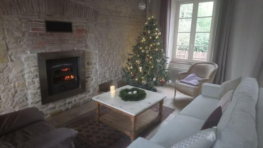 Votre maison de charme en Bourgogne