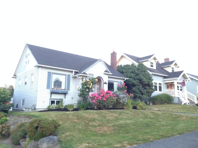 Home in NW Historic Everett