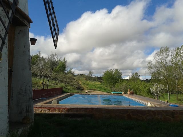 House with wonderful mountain view - Albacete - Dům