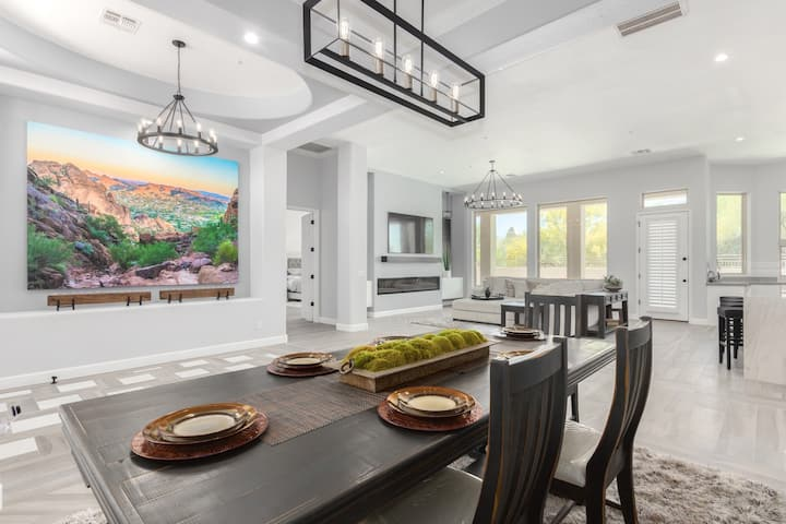 Arizona Luxury Retreat with Separate Casita