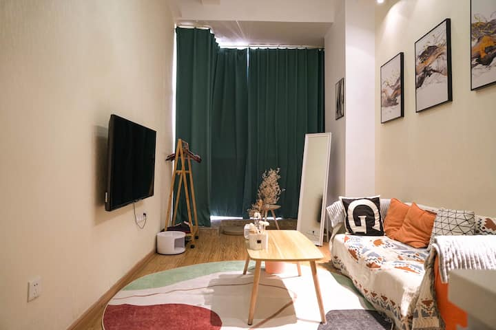 【PinG·民宿】复式loft公寓小温馨暖风