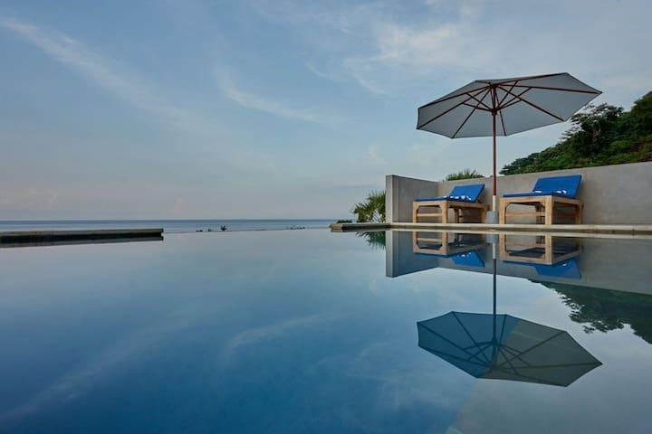 Villa Aska 2, private ocean view pool Villa