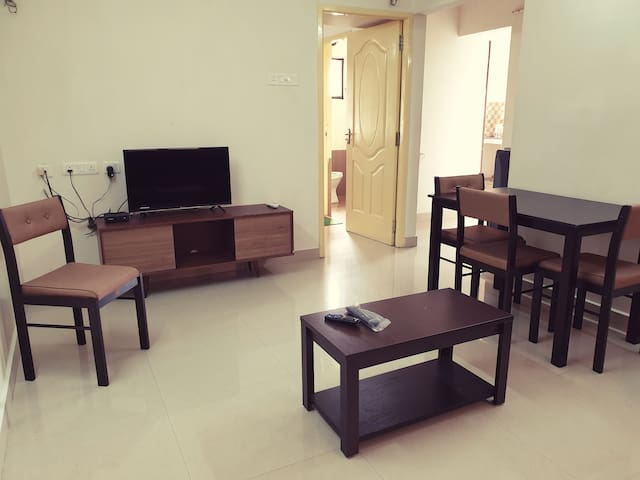 New & Fully Furnished 2BHK available @Madipakkam F