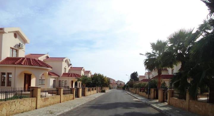 PEACEHAVEN VİLLA-YENİ İSKELE- NORTH CYPRUS