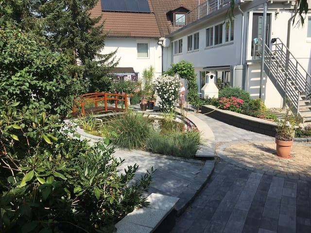Schönes Appartement 48 qm in Oberschwaben
