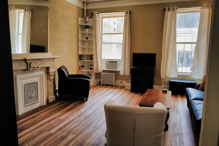 Heart of NYC! - Large, Spacious, Bright 1 Bedroom!