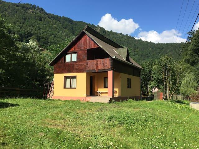 Marisel-Rusesti home vacation | Splendid landskape