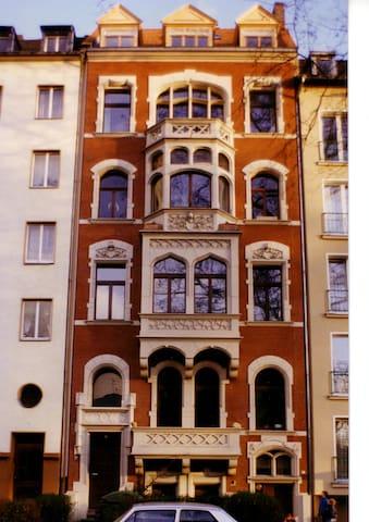 Köln-Südstadt ! ruhiges, stilvolles Aptm
